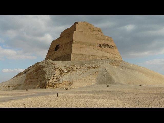 Древние боги Египта Пирамида в Медуме