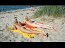 Вторжение на нудиский пляж. Брауни с манго. Мантры