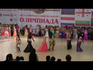 Belly Dance  Кубок России  Взрослые, соло женщины, 1/16 финала, ч. 3