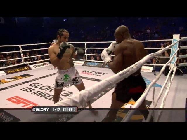 GLORY 30 Los Angeles Daniel Morales vs Francois Ambang