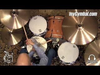 Zildjian A Avedis Cymbal Set - Played by Steve Smith (SET-1052616C)