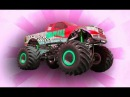 монстр траки мультик слайд шоу\monster trucks cartoon slide show