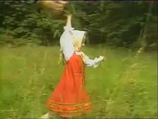 Сергей Проханов с дочкой Настей.Земляника ягодка.Будильник. Три медведя. 1984