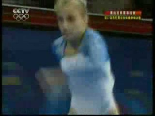 Olympic Champions - Sydney 2000 Vault - Elena Zamolodchikova