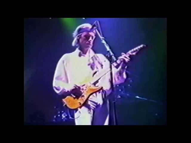 Dire Straits You and your friend 1992 APR 28 Paris AWESOME MASTERPIECE