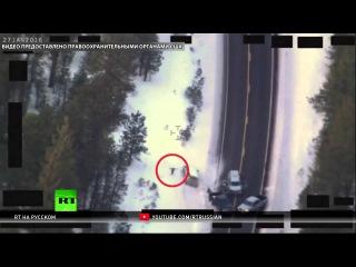 Фермеры против властей: в США опубликована новая видеозапись убийства активиста