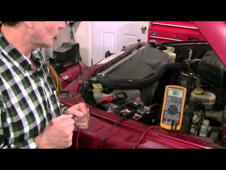 How to diagnose & replace a bad starter motor