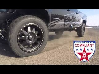 BDS Lift Kits for 2015 Colorado and Canyon Trucks