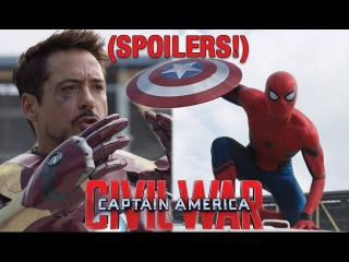 How Did Iron Man Know About Spider-Man In Civil War?