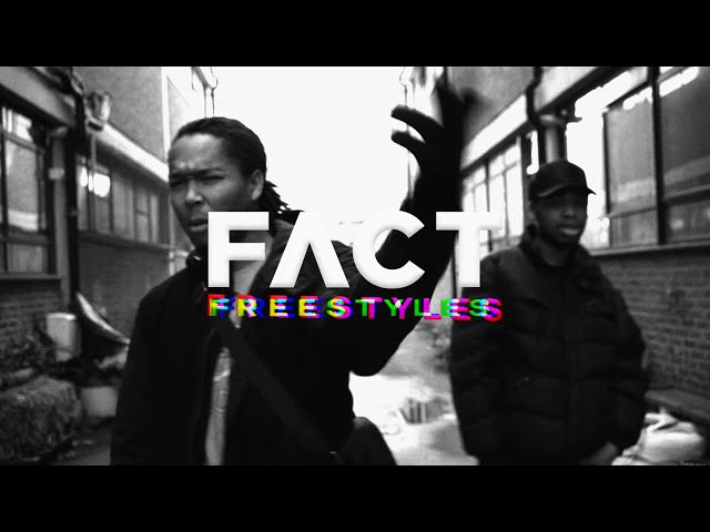 Merky Ace Cadell - FACT Freestyles - Episode 24