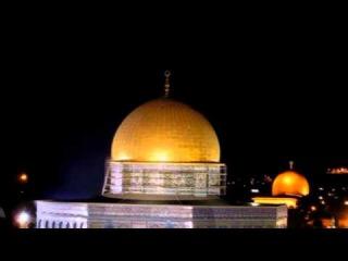 Dome of the Rock UFO Jerusalem - New close up footage