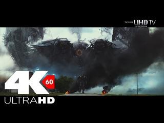 Samsung UHD - Transformers Age Of Extinction (2014) 🎥 4K 2160p 60fps