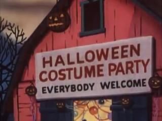 Ghost Casper for kids Halloween party
