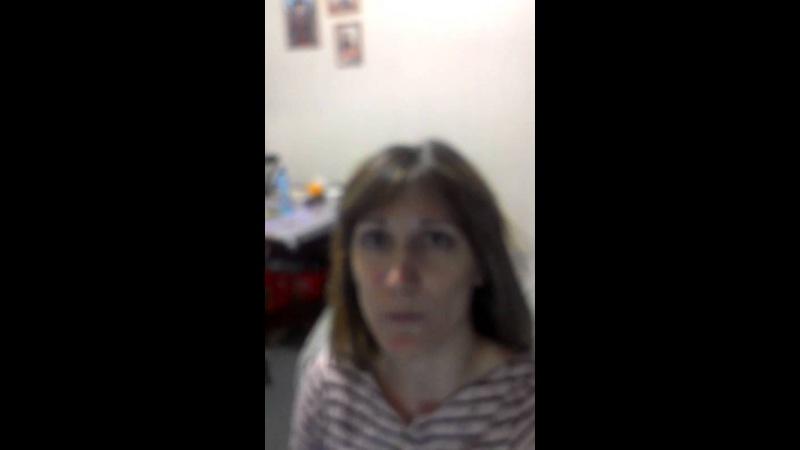 Видеоотзыв на тренинг Аделя Гадельшина от Гумаровой Виктории