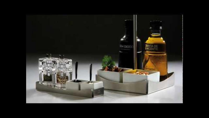 Cruet Stands Food Displays Design by Zieher