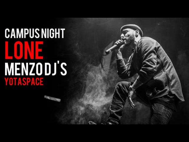 CAMPUS Night L'ONE 19 марта hosted by MenzoDJs By BlazeTV