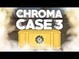 CHROMA CASE 3 - CS:GO ( ОБЗОР СКИНОВ )
