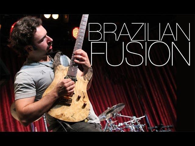 Two Tone Sessions Andre Nieri - Brazilian Fusion