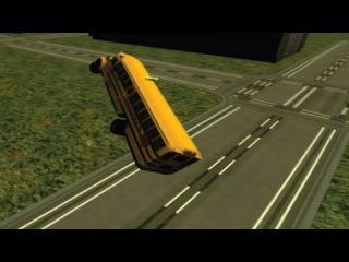 School Bus Driver 3D Simulator (level 3) | School Bus videos for Kids | Video for Children