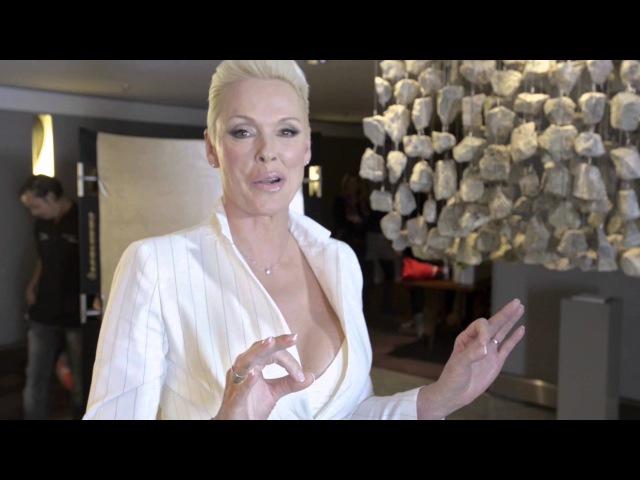 Jaguar presents Brigitte Nielsen Behind the scenes THE KEY by Mayk Azzato