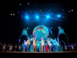 Рождественский фестиваль «Свет Вифлеемской звезды» в Зеленодольске
