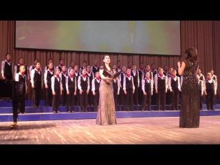 Детский хор «Камертон» — «Ангелы» (муз. Дмитрий Васянович, сл. ❄ Серёжа Снежный)