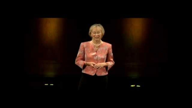 TEDxRainier Dr Patricia Kuhl