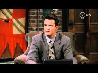 Friends: Chandler's computer   720p