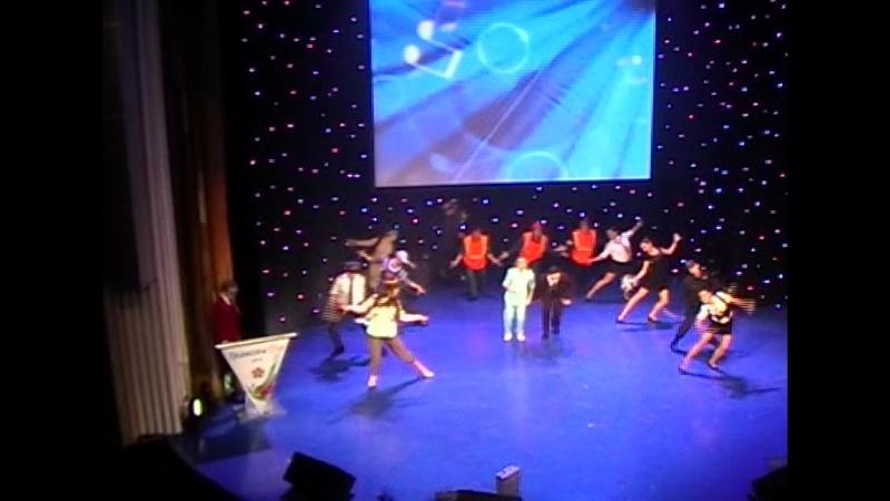 2015 11 30 ТранспАрт 2015 театр танца Рондеву г Омск