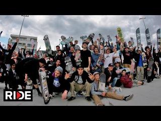 Flowgrind International Skateboarding Contest 2016