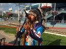 Ecuadorian indian music in Moscow - Музыка индейцев Южной Америки в Москве