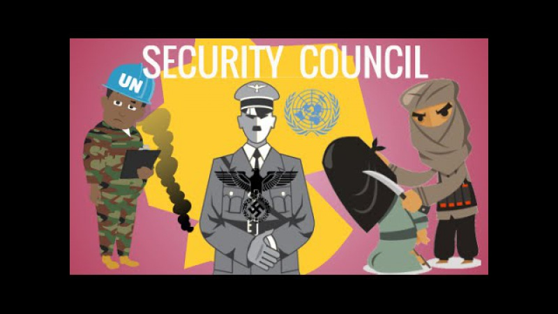 United Nations Security Council Lex Animata Hesham Elrafei