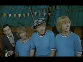Habia una vez un circo 1972 Gabi Fofo Miliki y Milikito