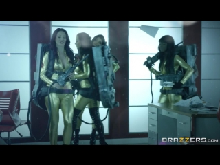 Ana Foxxx, Monique Alexander, Nikki Benz, Romi Rain (Ghostbusters - Part 4)