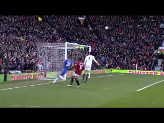 Javier Chicharito Hernández goal Manchester United vs Chelsea, FA Cup Sixth Round   FATV