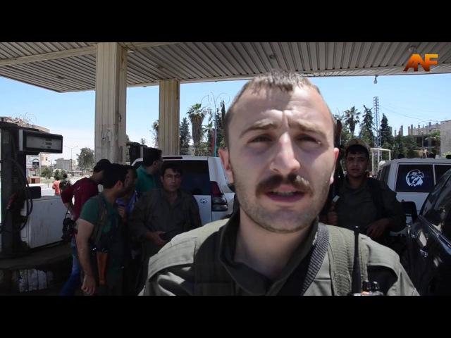 Hesekê'deki çatışmalarda 5 rejim askeri öldürülürken çok sayıda yaralılarının olduğu