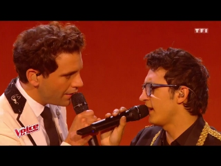 The Voice 6 FINAL : Vincent Vinel et Mika - « Yesterday »