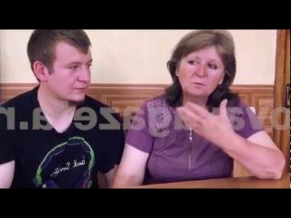 Мама захваченного в плен Виктора Агеева увиделась с сыном в СИЗО