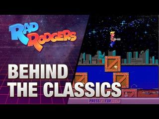 Rad Rodgers - Behind the Classics: Duke Nukem
