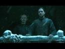 Игра престолов Санса Старк приезжает в черный замок к Джону Сноу 6 сезон 4 серия