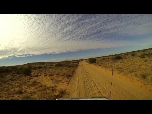 Video 343 Simpson Desert Ambullina Waterhole to Freeth Junction