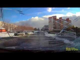 В Кузбассе водитель-наркоман сбил бабуш