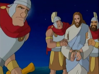 М/ф Тайная вечеря, распятие и воскрешение (из цикла Великие библейские герои и истории)