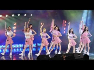 Fancam  PRISTIN () - We @ Park Concert