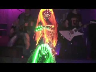 Metal Maniacs feat. Pandora Show - Am I Evil ? (Diamond Head cover)