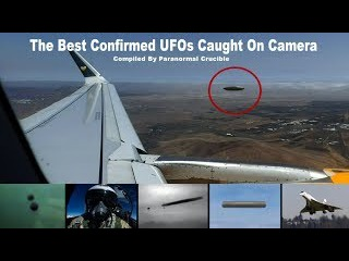 The Best Confirmed UFOs Caught On Camera