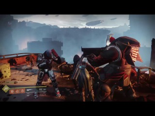 Zavala, Ikora, and Cayed are a bunch of fake mo-fos