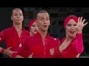 DUET Perm, RUS 2017 World Formation Latin O N E❣️H E A R T B E A T ❣️