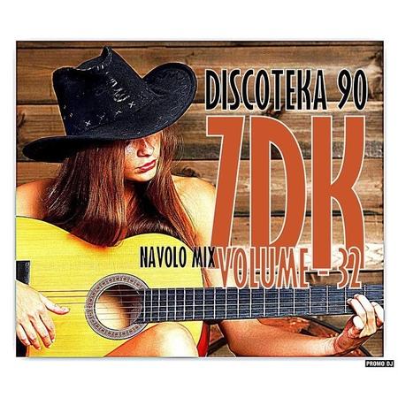 Дискотека90 ZDK Volume 32 Dj Navolo (ex-Dj Andreyka) Mix