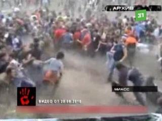 Организатор бунта на рок-фестивале в Миассе, отправился в колонию. Он не признавал вину, но улик оказалось достаточно